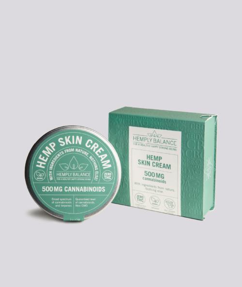 CBD Hemp Skin Cream